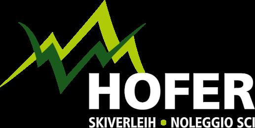 Noleggio sci Hofer